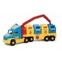 Машина мусоровоз «Super Truck» 36530