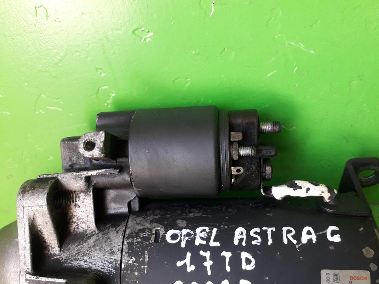 0001110115 Стартер для Opel Astra G 1.7 TD