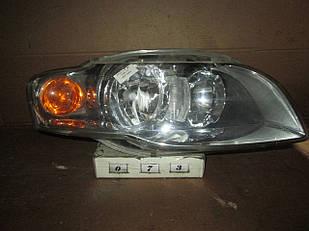 №73 Б/у фара права  для  Audi A4 B6  2005-2008