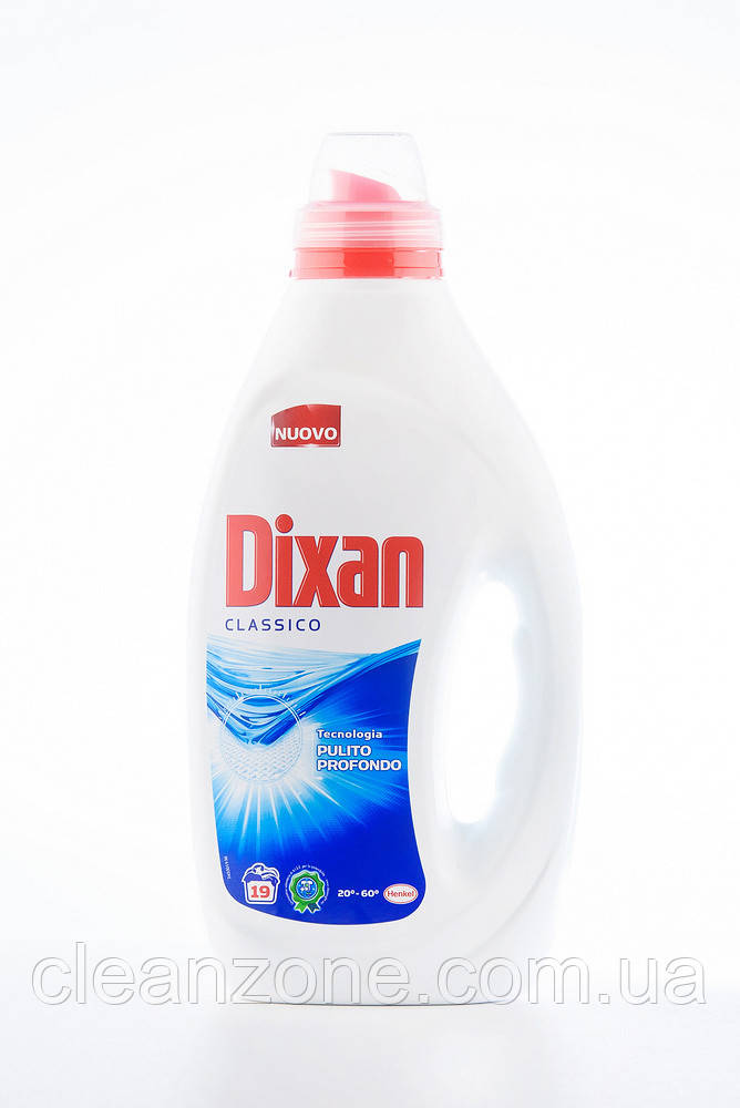 Dixan Classico Рідкий гелевий пральний порошок (950 мл)