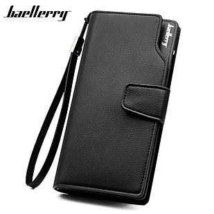 Портмоне гаманець клатч Baellerry S106 Black
