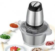 Портативный блендер миксер смузи для измельчения мяса, овощей и фруктов DSP KM 4021, Универсальная овощерезка