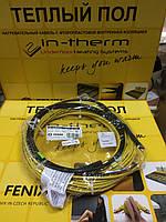 1,8 м2 Нагревательный кабель In-Therm под теплый электрический пол