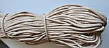 Полиэфирный шнур с сердечником 5мм №9 Розовая дымка, фото 3