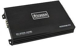 Підсилювач CAR AMP SC-2000 4CH 4000W 7580