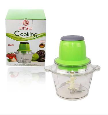 Блендер измельчитель Молния Vegetable Mixer ZS 8986 150130