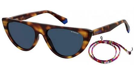 Сонцезахисні окуляри POLAROID PLD 6108/S IPR54C3, фото 2