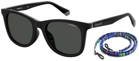Солнцезащитные очки POLAROID PLD 6112/F/S 80753M9, фото 2