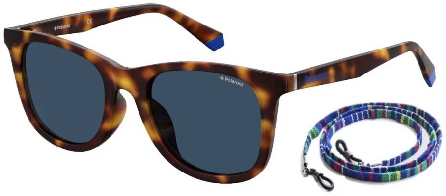 Сонцезахисні окуляри POLAROID PLD 6112/F/S IPR53C3