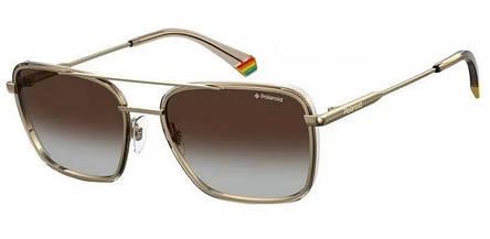 Сонцезахисні окуляри POLAROID PLD 6115/S 84E56LA, фото 2