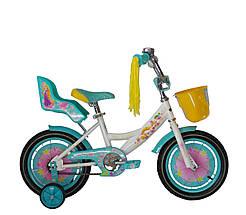 Дитячий велосипед Azimut Girls (14 дюймів), фото 2