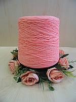 Итальянская бобинная пряжа Рафия от Igea art Wendy Состав 100% натуральный 650 м/100 гр Цвет Роза