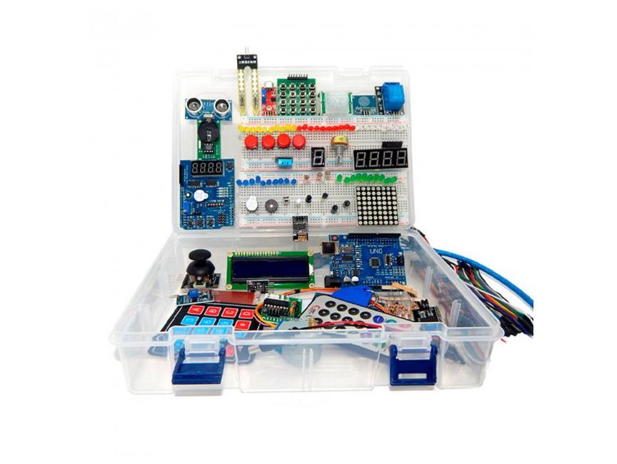 Набор сборка максимальная для обучения для Arduino