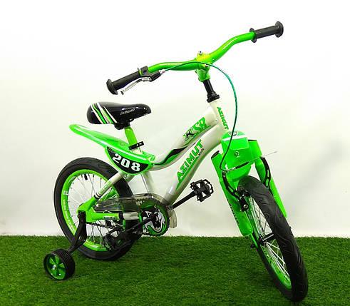 "Детский велосипед Azimut KSR Premium 16"", фото 2"
