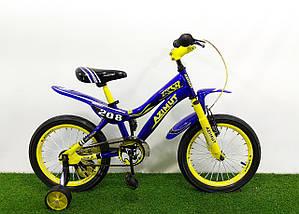 "Детский велосипед Azimut KSR Premium 16"", фото 3"