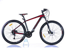 """Гірський велосипед Crosser Genesis 29"""" Карбон ( рама 17,5)"""
