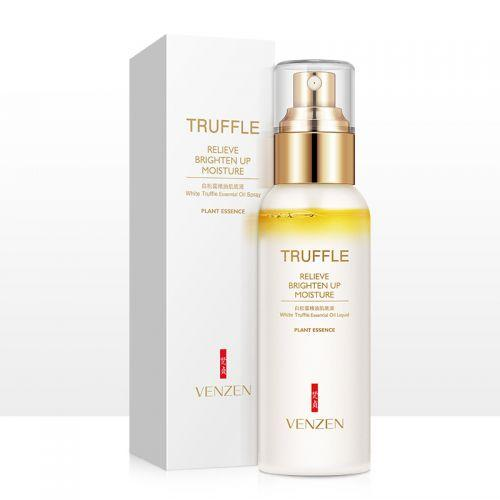 Увлажняющий спрей для лица с экстрактом белого трюфеля Venzen White Truffle Essential Oil Spray, 110мл