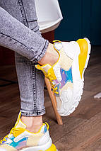 Кросівки жіночі Fashion Coojo 2237 36 розмір 23 см Білий, фото 2