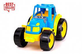 Детский игрушечный трактор 3800TXK, 2 вида (Разноцветный)