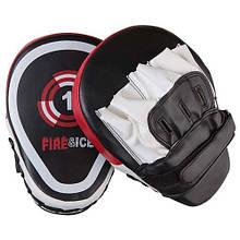 Лапа кобра Fire&Ice (Flex, черно-белая)