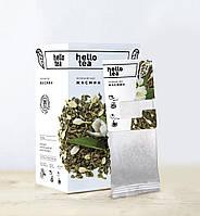 Зелёный чай Жасмин 20 пакетиков