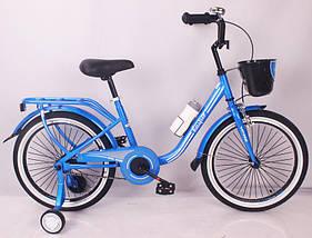 """Детский велосипед Sigma Casper 20"""", фото 3"""