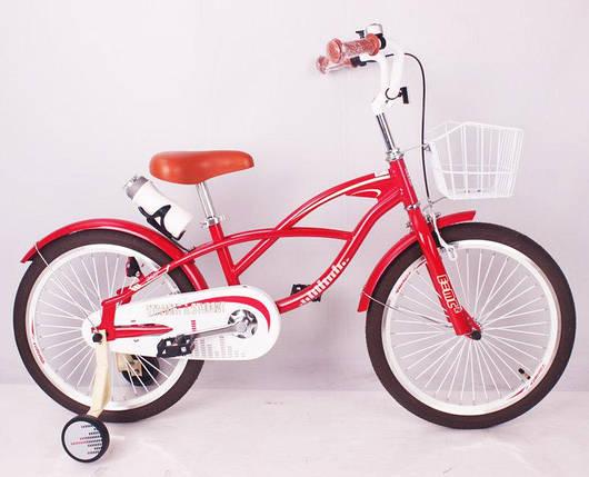 """Детский велосипед Sigma Student 20"""", фото 2"""