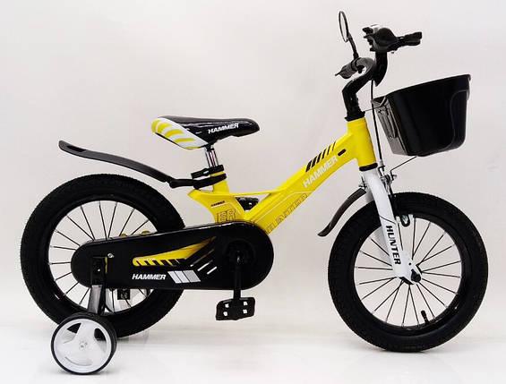 "Дитячий велосипед Sigma Hammer Hunter 14"", фото 2"