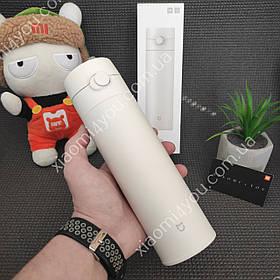 Термос Xiaomi Mijia Thermos Cup 2 Белый/Черный, 480 мл (MJBWB02WC)