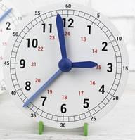 Модель механічного годинника настільного d 40 мм (комплект)