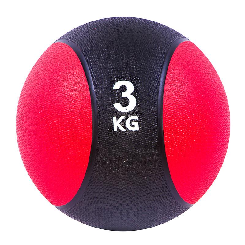 М'яч медбол IronMaster (3кг, d=22см.)