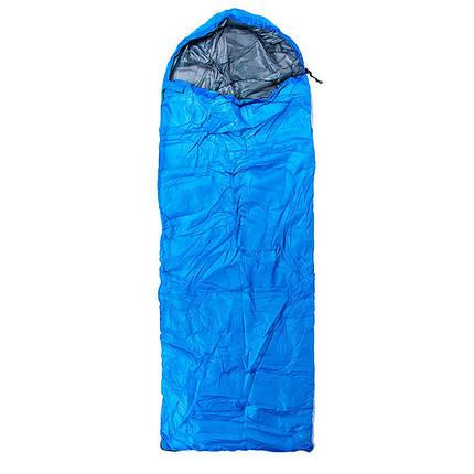 Спальник 200гр/м2, одеяло, (180+30)*75см, фото 2