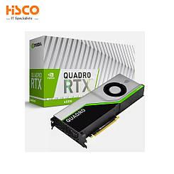 Нова Видеокарта Quadro RTX 6000, 24 ГБ