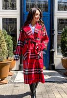Жіночий Кардиган пальто кашемір, вовна 42-46