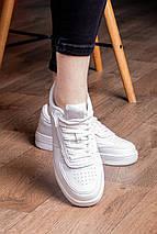 Кроссовки женские Fashion Croc 2202 36 размер 23 см Белый, фото 2