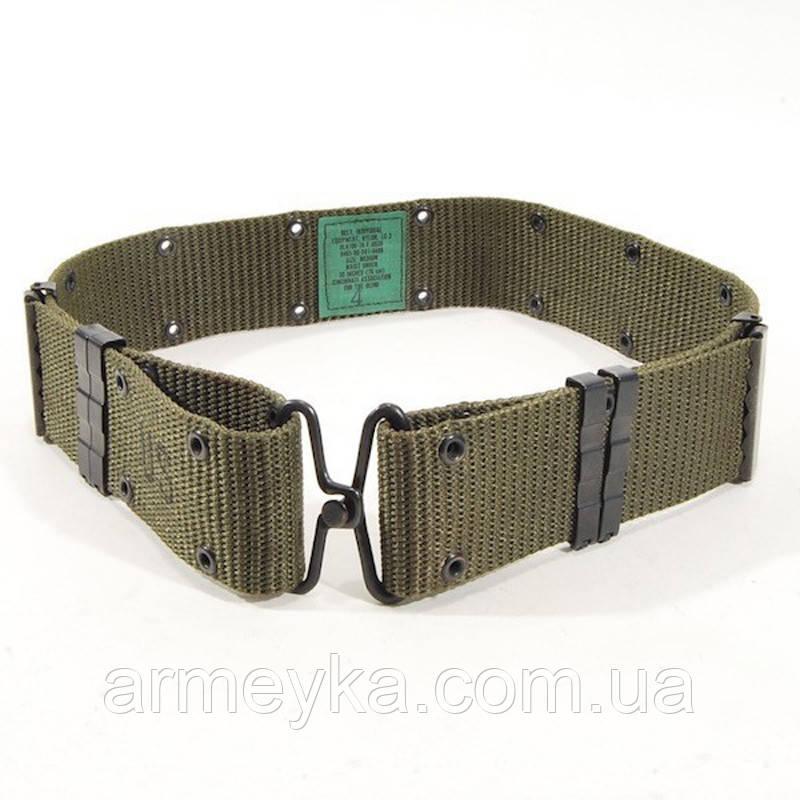 Ремень тактический Alice LC-2 Individual Equipment Belt 5,5 см., Olive Green. USA, оригинал.