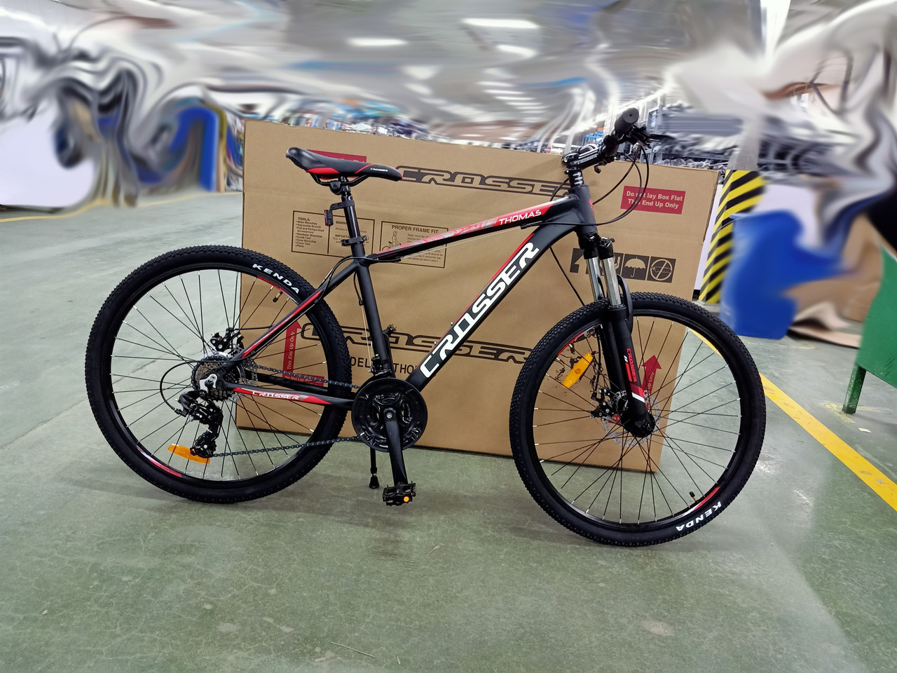 Гірський велосипед Crosser Thomas 26