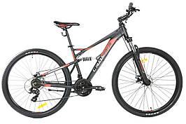 Гірський двопідвісний велосипед Crosser Stanley 26 ( 16,5 рама)