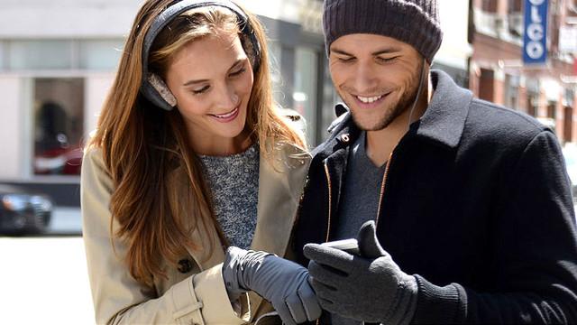 А вы уже купили перчатки для смартфона?