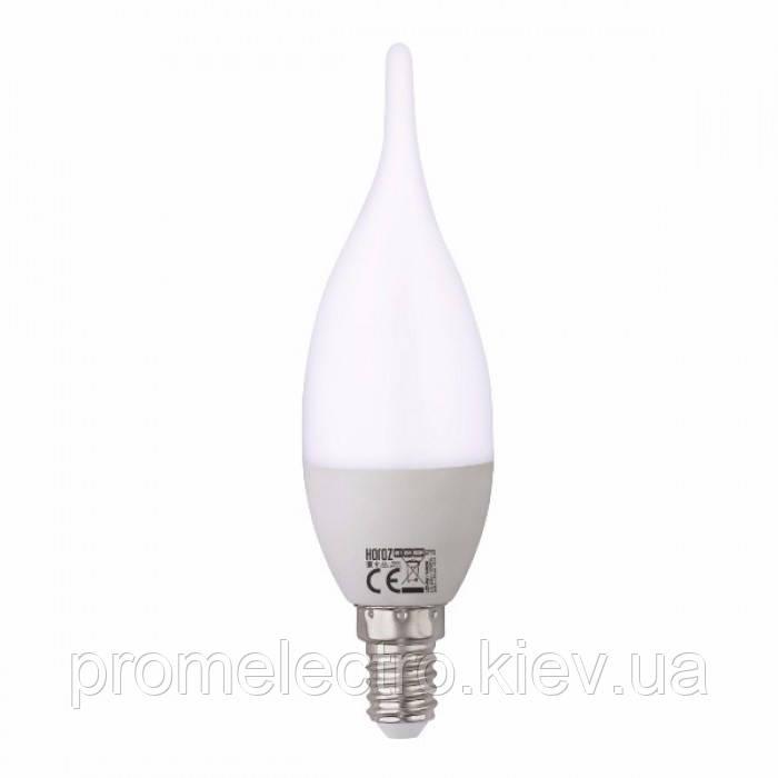 Світлодіодна лампа CRAFT-6 6W E14 3000К,4200,6400 К