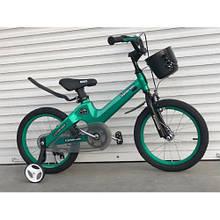 Дитячий Велосипед ТТ001-18 Зелений