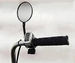 """Складаний електровелосипед Azimut 20"""" 350W 24v (пробіг - 30км), фото 3"""
