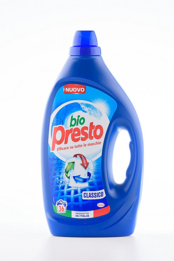 Bio Presto Liquido Classico Гель для прання універсальний (1,8 л)