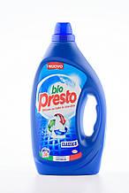 Bio Presto Liquido Classico Гель для прання універсальний (1,8л)