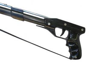 Рушниця для підводного полювання, арбалет ALBA STAR 45 см, фото 3