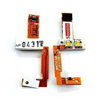 Шлейф Sony Ericsson C702i с светодиодами фотовспышки