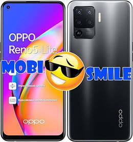 Смартфон Oppo Reno 5 Lite 8/128GB Fluid Black UA-UCRF Гарантия 12 месяцев