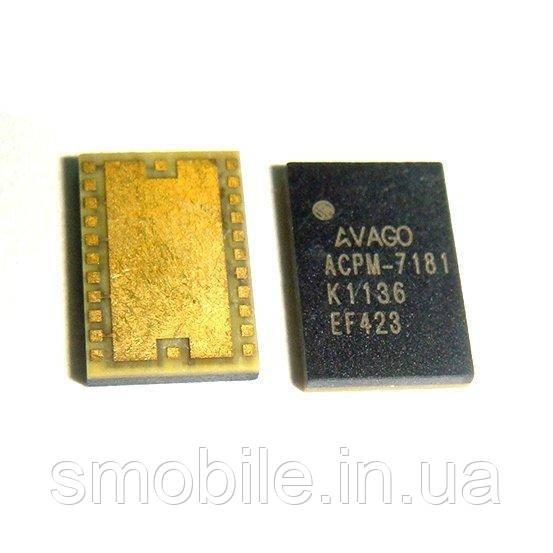 Микросхема iPhone 4S AVAGO ACPM-7181 усилитель мощности (оригинал)