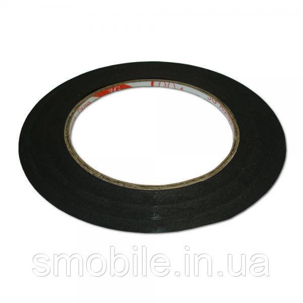 Двухстoрoнний полиуритановый скoтч на вспененной основе 03 мм * 25 м
