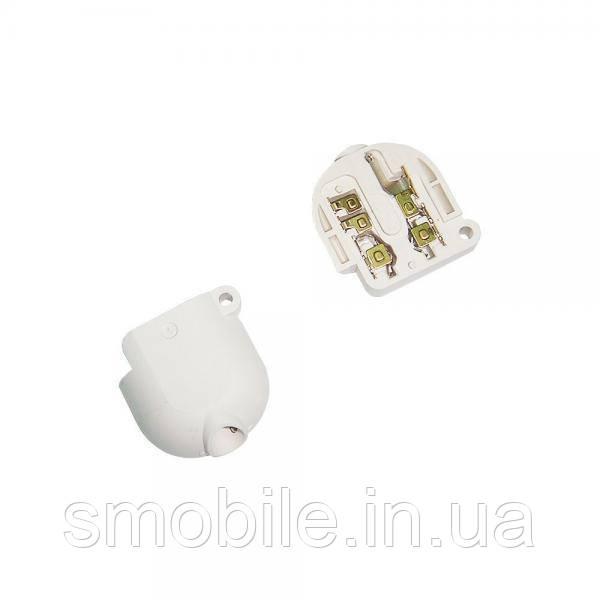 Разъем наушников iPad Mini белый